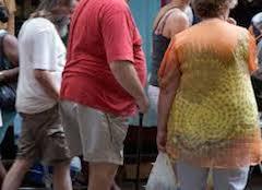 obese folk